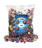 Assorted Jawbreakers 5 Lbs of Individually Wrapped Jaw Buster Candy