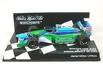 Minichamps 400940005 143 Scale 1994 Benetton Ford Michael