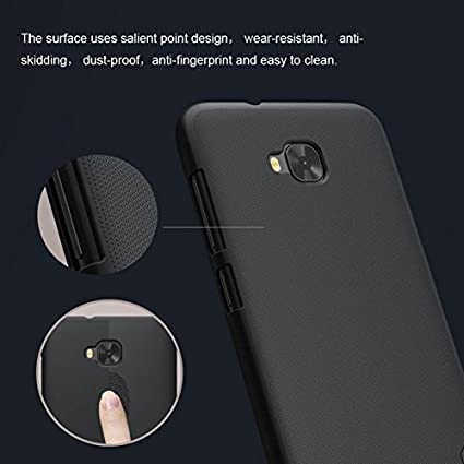 100% authentic 61e1e 369b9 SmartLike Asus Zenfone 4 Selfie Shockproof Back Cover: Amazon.in ...