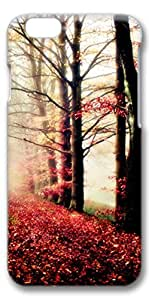 iPhone 6 Case, Custom Design Covers for iPhone 6 3D PC Case - Leave Fall Down