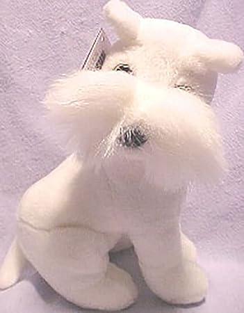Amazon Com Adorable Plush West Highland Terrier Stuffed Animal With