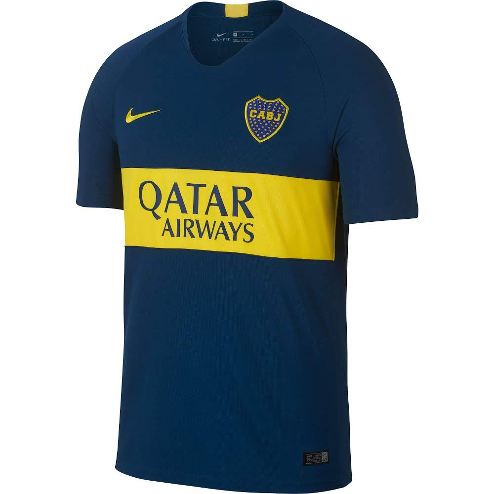 finest selection 98c28 85799 Amazon.com : Nike Boca Juniors Home Maradona 10 Jersey 2018 ...