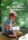 La fin de l'éducation ? Commencements... par Lepri