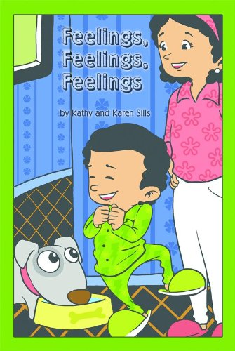 Book: Feelings, Feelings, Feelings by Kathy Sills, Karen Sills