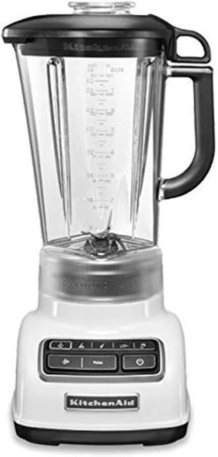 KitchenAid 5KSB1585 Batidora de vaso 1.75L 550W Blanco - Licuadora ...
