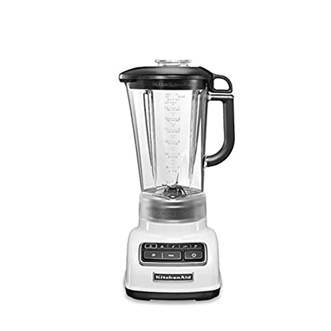 KitchenAid 5KSB1585EWH Frullatore Diamond, 1.75 L - Bianco: Amazon ...