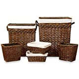 Classic Set of Weston 6-piece Hamper