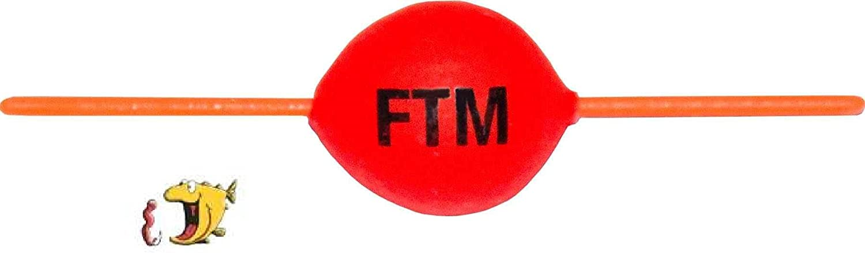 Durchmesser:18mm;Farbe:Rot//Gelbe Punkte 3 Fixpiloten Pilotkugeln Piloten Forellenposen Pilot Pilotkugel rund