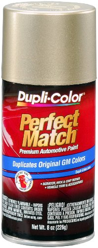 - Dupli-Color EBGM05167 Gold Metallic General Motors Exact-Match Automotive Paint - 8 oz. Aerosol