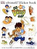 Ultimate Sticker Book: Go, Diego, Go! (Ultimate Sticker Books)