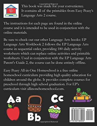 Free Worksheets education com free worksheets : EP Language Arts 2 Printables: Tina Rutherford, Lee Giles ...