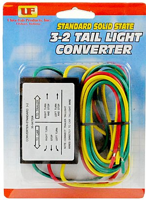 Ultra-Fab Products 36-947004 3A Standard 3-2 Tail Light Converter