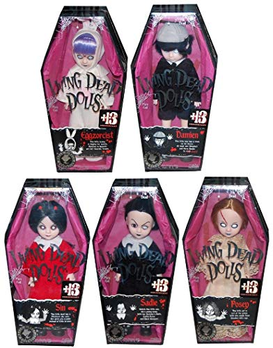 (Living Dead Dolls 13th Anniversary Exclusive: Set Of)