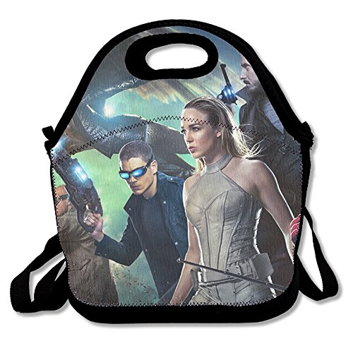 Price comparison product image Legends Of Tomorrow Travel Tote Lunch Bag