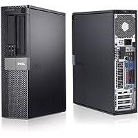 Dell Optiplex Desktop Computer 3.0 GHz Core 2 Quad PC, 4GB, 500GB HDD,Windows 10 Home 64 bits(Certified Refurbished)