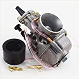 MothAr 30mm Carburetor replacement Keihin KOSO PWK applied power jet racing scooter dirt bike pit ATV