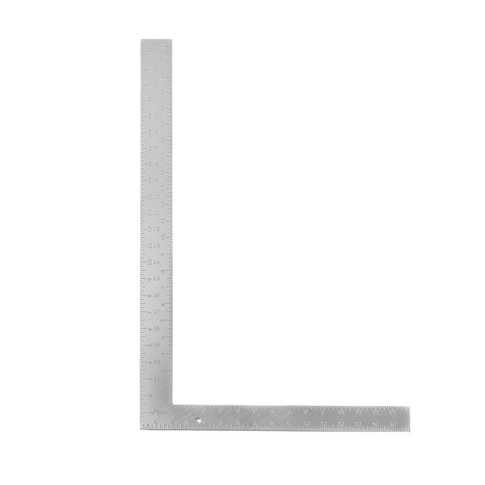 Swanson Tool TA123 Aluminum Carpenter Square 16-Inch X 24-Inch