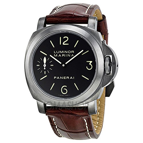 Panerai Panerai Luminor Marina Mens Reloj PAM00177: goldia: Amazon.es: Relojes
