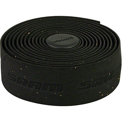 SRAM Supercork Bicycle Bar Tape (Black) ()