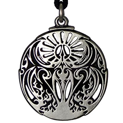 Amazon pewter mythical rite of the phoenix fire bird pendant pewter mythical rite of the phoenix fire bird pendant aloadofball Images