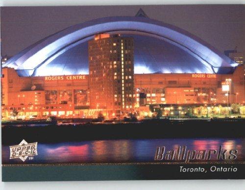 (2010 Upper Deck #569 Rogers Centre (Ball Parks) Toronto Blue Jays - Baseball Card)