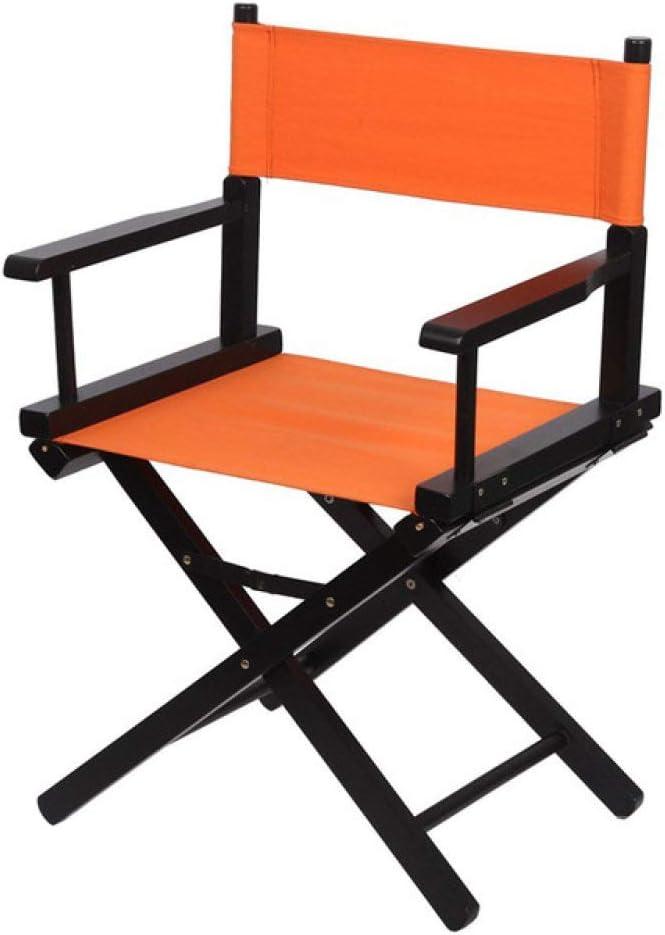 ZFLL Tavolo e sedie Pieghevoli da Picnic Registi Impermeabili Coprisedili Sedie da Pesca per Picnic per Esterno Ourdoor Set di Protezioni per Sgabello in Tela da Giardino Rimovibile Arancione