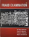 img - for By W. Steve Albrecht Fraud Examination (5th Edition) [Hardcover] book / textbook / text book