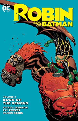 Robins and sons the best amazon price in savemoney robin son of batman vol 2 dawn of the demons fandeluxe Image collections