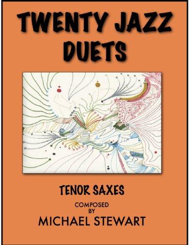 (Twenty Jazz Duets - Tenor Saxes)