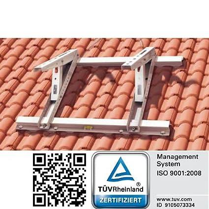 Console Tettuccio Per Condizionatori Du0027aria Invertitore Supporto Universale  Tetti A Falda