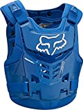 Fox Racing Proframe LC Roost Deflector-Blue-L/XL
