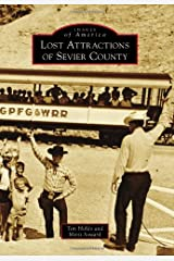 Lost Attractions of Sevier County (Images of America) Paperback