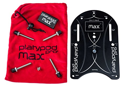 Platypod Max mini tripod base for low angle, tabletop and travel photography