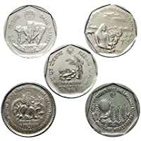 Genuine Coins Gallery. 5 Different F.A.O Series Coins