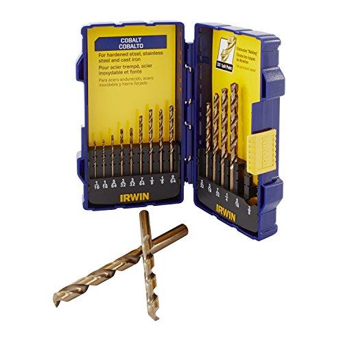 irwin-industrial-tools-316015-cobalt-drill-bit-set-15-piece