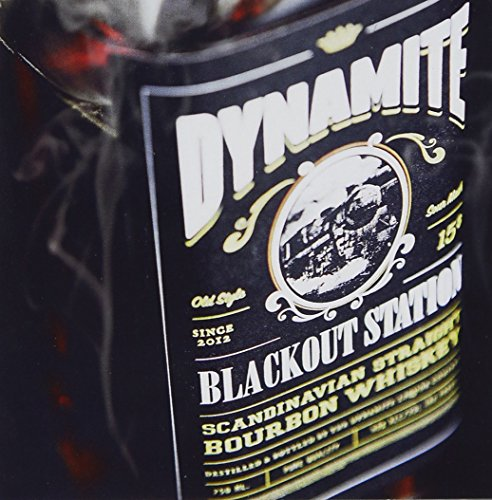 Dynamite: Blackout Station (Audio CD)