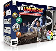 Professor Maxwell's VR Universe Virtual Reality Kids Space Science Book and Interactive Learning Activity