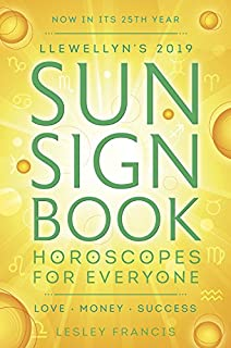 Book Cover: Llewellyn's 2019 Sun Sign Book: Horoscopes for Everyone