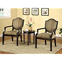 Jolyn Set of Table & Accent Chairs