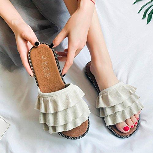 Bianco Momola Infradito Sandali Shoes Outdoor Mocassini Slipper Suede Estivi Indoor Tomaie Donna Beach aar7Uw1qR