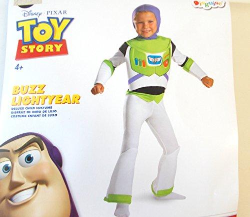 Deluxe Buzz Lightyear Child Costume Chest Piece 6 NIP