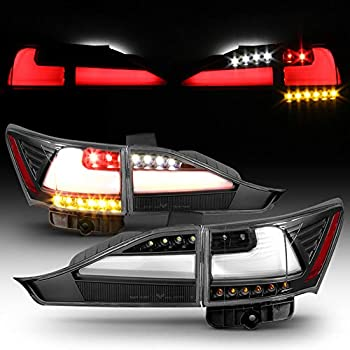 Amazon Com Ijdmtoy Red Lens 80 Smd Led Bumper Reflector