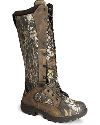 "Rocky Men's 16"" ProLight Waterproof Snakeproof Boot Camoufla"