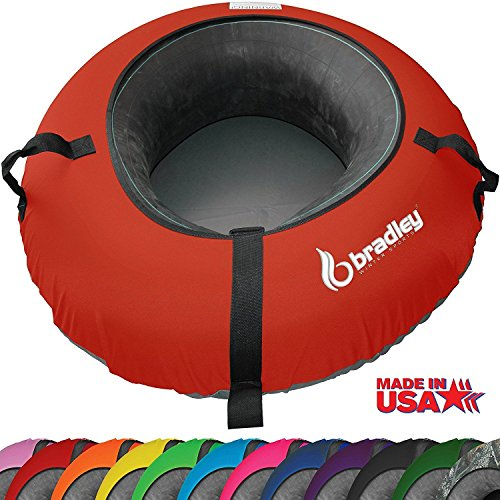 Bradley Heavy Duty Snow Tube with Red Cover