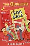 The Quigleys: Not for Sale, Simon Mason, 0440420849