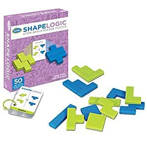 Shape Logic Board Game