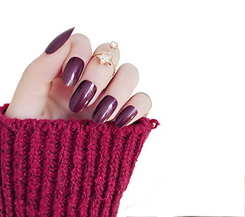 Save 33 jindin 24 sheet false nails with design salon for 33 fingers salon