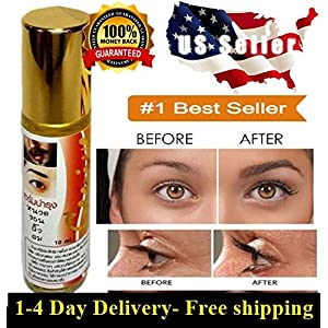 Genive Lash Natural growth Stimulator Serum Eyelash Eyebrow Growth