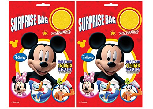 Mickey Mouse Surprise Bag Surprise Gift Inside Pack of 2 Bag