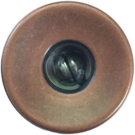 17mm_アンティークブロンズ_6セット_GP-CLLF17